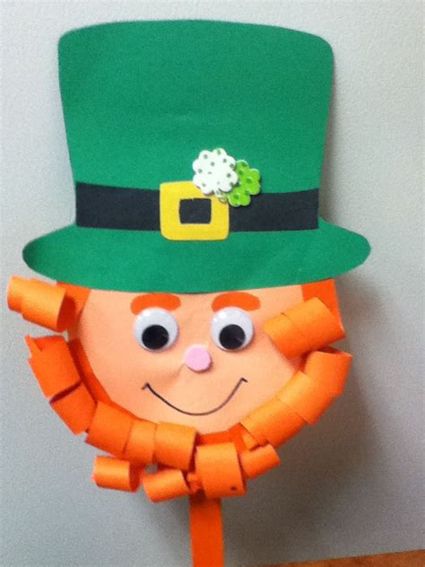 leprechaun crafts for leprechaun craft for crafts