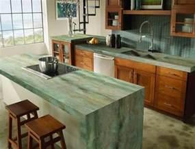 22 contemporary concrete and kitchen countertop ideas