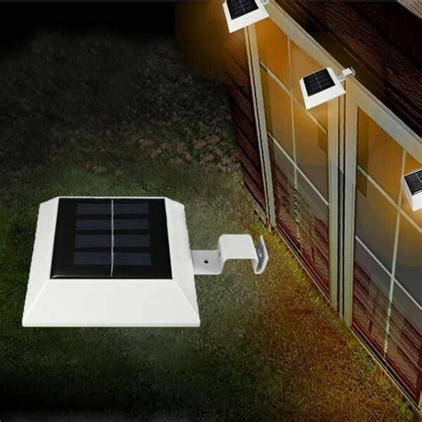 garage solar lighting 1000 ideas about solar powered outdoor lights on