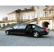 Mercedes Benz S600 Pullman Guard 2011 Picture 12 1600x1200
