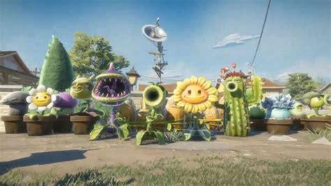 Garden Of Vs Plants Vs Zombies Garden Warfare Se Une A Ea Access Vault