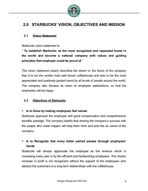 Resume Sample Vancouver by Starbucks Case Study