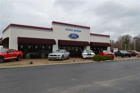 steve marsh ford car dealership in milan tn 38358