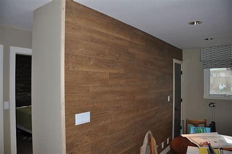 wood laminate wall