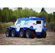 ATV 8&2158 Shaman – LumberJac