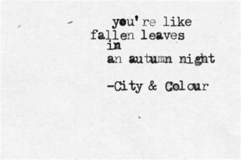 city and color lyrics city and colour lyrics on
