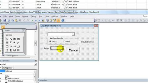 tutorial excel userform excel vba combobox change index pma combobox index