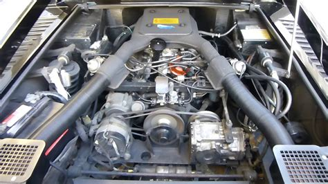 maserati merak engine engine running 1981 maserati merak ss for sale at