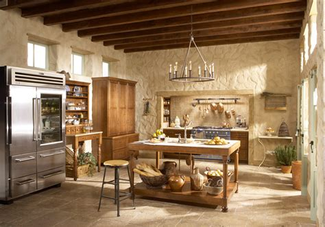 French Farmhouse Kitchen Design by French Barn Kitchen Farmhouse Kitchen Minneapolis
