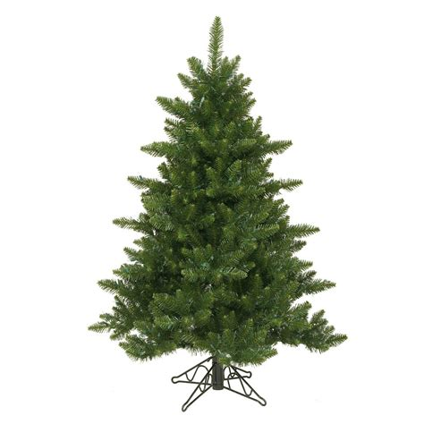4 5 foot camdon fir christmas tree unlit a860945