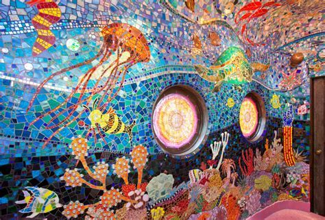 """Gaudi Submarine"" bathroom   San Francisco, CA   Eclectic"
