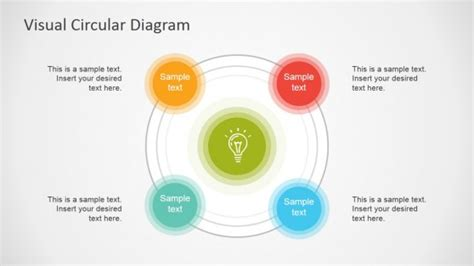 Best Circular Diagrams Templates For Presentations Visual Diagram Template