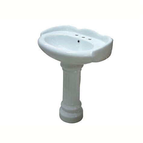 Foremost Brielle Pedestal Combo Bathroom Elizabethan Classics Turn Wall Hung Corner