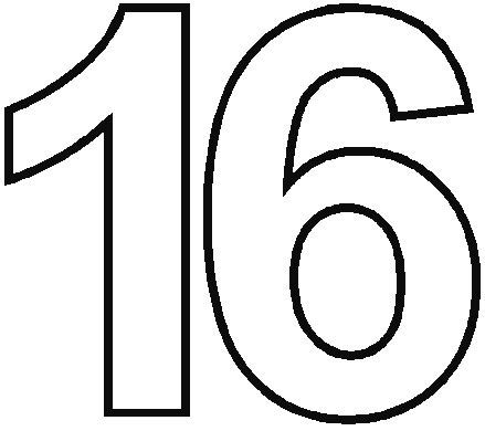 best photos of numbers 11 20 coloring pages number 11