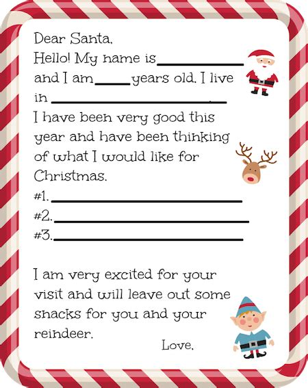 printable baby s first christmas letter from santa christmas freebies 6 printable letters to santa scrap
