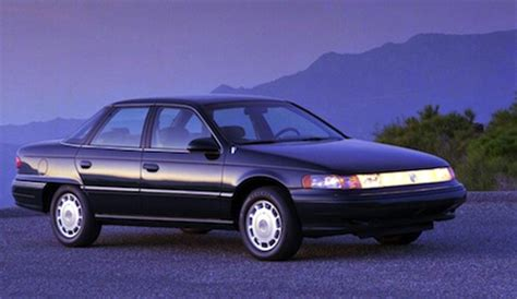how to sell used cars 1995 mercury sable security system best selling cars around the globe 1992 the year of the ford taurus the truth about cars