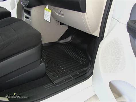 2013 Dodge Grand Caravan Floor Mats by Floor Mats By Husky Liners For 2013 Grand Caravan Hl18091