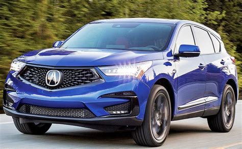 2020 Acura Rdx Colors by Acura Rdx Release Date 2020 Colors Price Rumors News