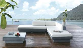 modern outdoor furniture los angeles paeonia outdoor sofa set modern outdoor lounge sets