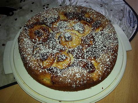 schmand apfel kuchen apfelkuchen mit schmand rezept mit bild silfi1
