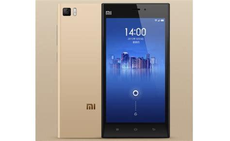 Hp China Xiaomi Mi3 rumour xiaomi mi3 is just a transitional model big updates headed for xiaomi mi3s gizchina