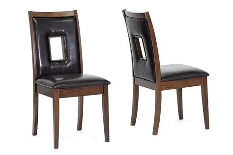 dining room chairs leather leather dining room chairs home furniture design