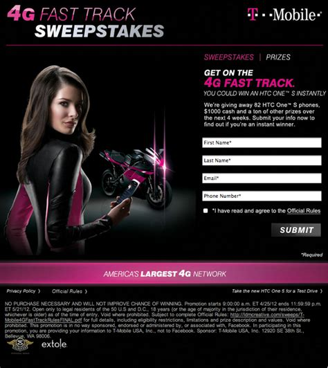 T Mobile Sweepstakes - t mobile facebook sweepstakes is giving away 82 htc one s smartphones tmonews