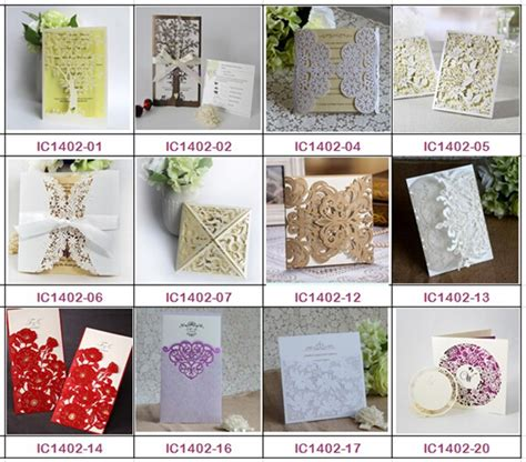 Wedding Invitation Cards Sles by Paper Craft White Holy Wedding Invitation Cards Sale
