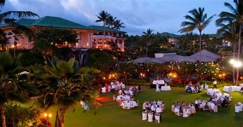 Wedding Ceremony Kauai by Kauai Wedding Ceremony And Reception Packages Planning