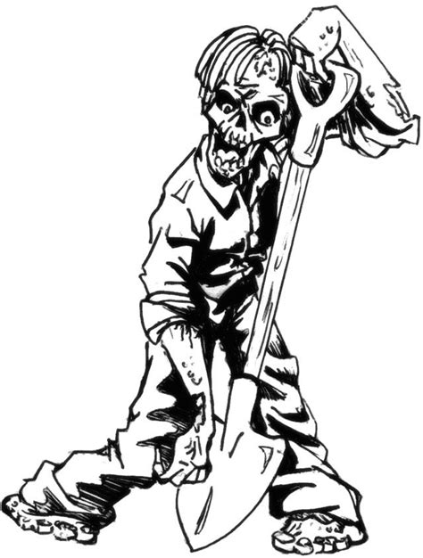 zombie cat coloring page 1000 images about zombie coloring on pinterest coloring