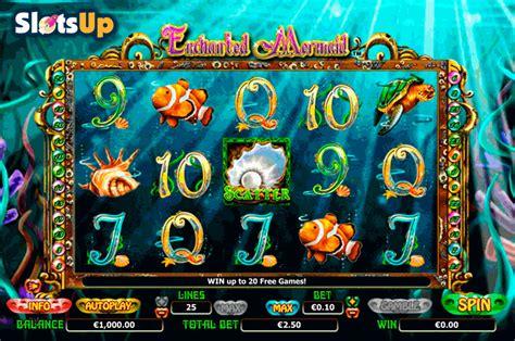 enchanted mermaid slot machine  nextgen gaming