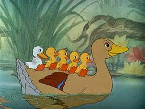 the ugly duckling be yourself and like minded will find