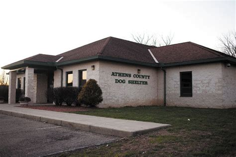 athens shelter warden hangs up his leash local news athensnews