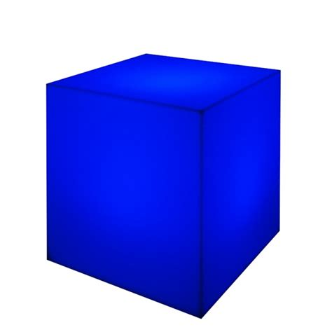 led ottoman edge led cube ottoman cortevents com
