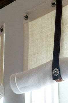 diy roll up curtains roman blinds on pinterest roman blinds roman shades and