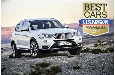 bmw small suv 2017 bmw x3 best luxury compact suv for families u s