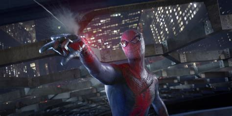 amazing spider man swinging the amazing spider man review decent kickoff for rev