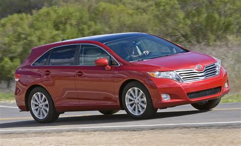 Toyota Venza 2009 Car And Driver