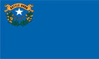 nevada state colors nevada usa flag pictures