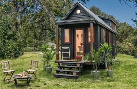 comfortable homes small house on wheels offering all amenities and