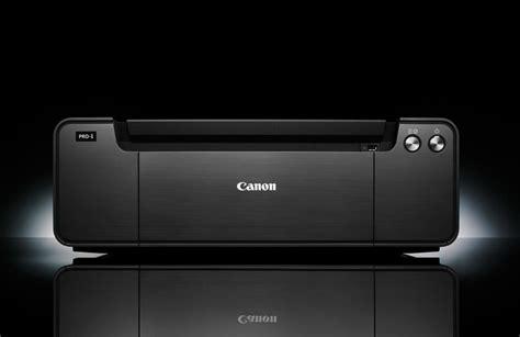 Canon Pixma Pro 1 A3 Printer canon reveals the pixma pro 1 a3 professional printer canon professional network