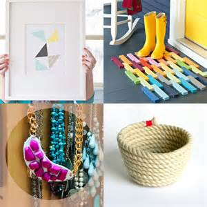 Do It Yourself Crafts For Home Decor by Etikaprojects Do It Yourself Project