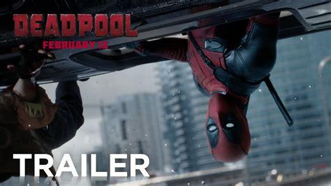 trailer deadpool deadpool official trailer 2 coming on feb 12 surfolks