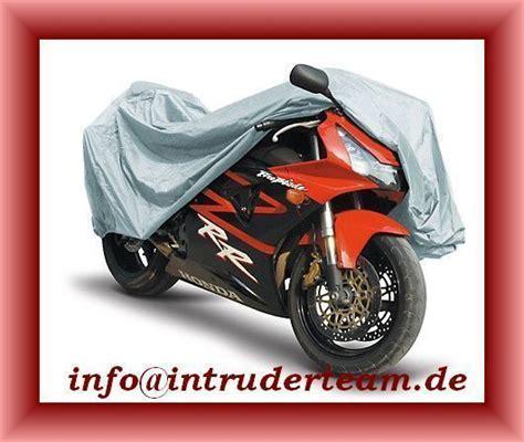 Abdeckplane Motorrad Gespann by Abdeckplanen Motorradhandel Intruderteam Ug