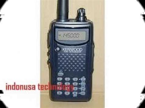 Ht Handy Talky Kenwood Th K20a Vhf Grosir Pass Shop kenwood th22a doovi
