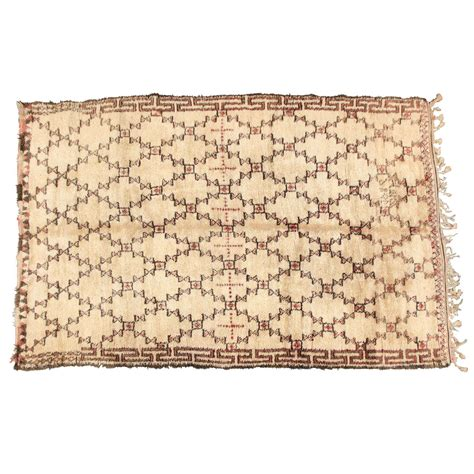 Moroccan Rugs Beni Ourain by Beni Ourain Moroccan Rug At 1stdibs