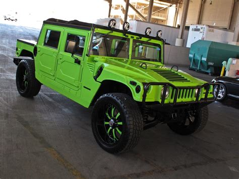 Paint Color Of The Year 2017 1994 hummer h1 custom suv 114814