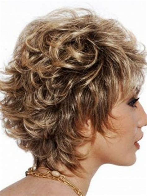 find hair styles for me naturally curly layered hairstyles shaggy short