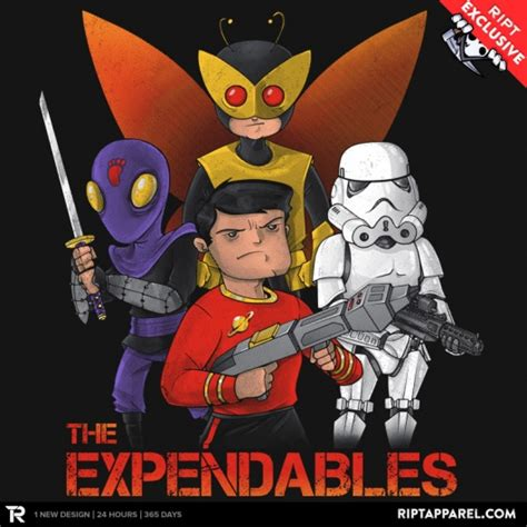 Geek Gear: Stormtroopers & Redshirts Are Part Of ?The