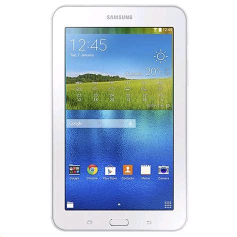 Samsung Tab 3 Lite Pulsa samsung galaxy tab 3 lite 7 0 sm t113 wifi 8gb white
